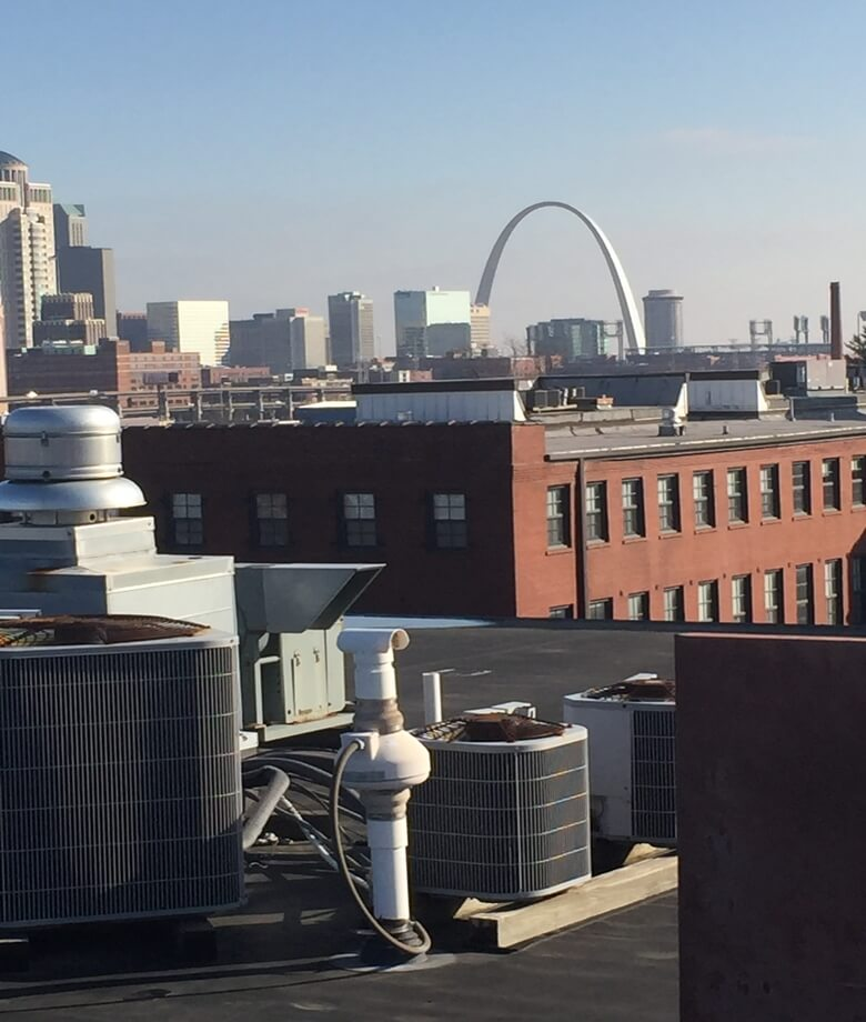 Commercial Radon Mitigation in St Louis MO